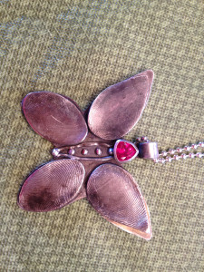 Necklace for Adopted Daughter - Smaller