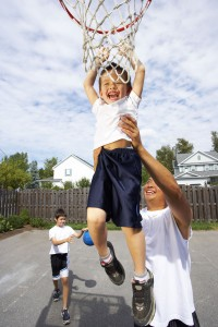 Getting Active with Your Kids