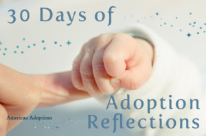 30 Days of Adoption Reflections