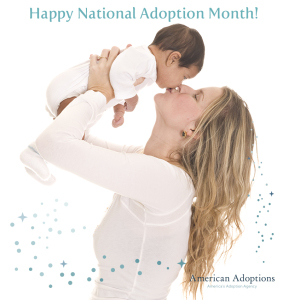 National Adoption Month - General