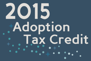 Adoption Tax Credit 2015 - small teaser