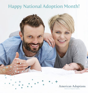 National Adoption Month 2015