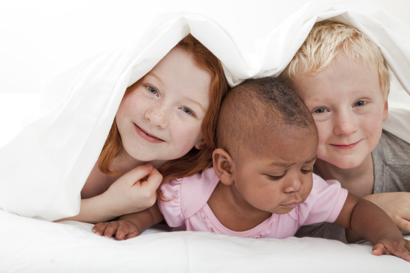 interracial adoption should not be allowed Answer because a child deserves to have parents that love him/herrather than sitting in foster care for the rest of their youth 2men or 2 women can take care of a child just as well as an.