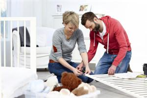 Preparing Baby's Nursery