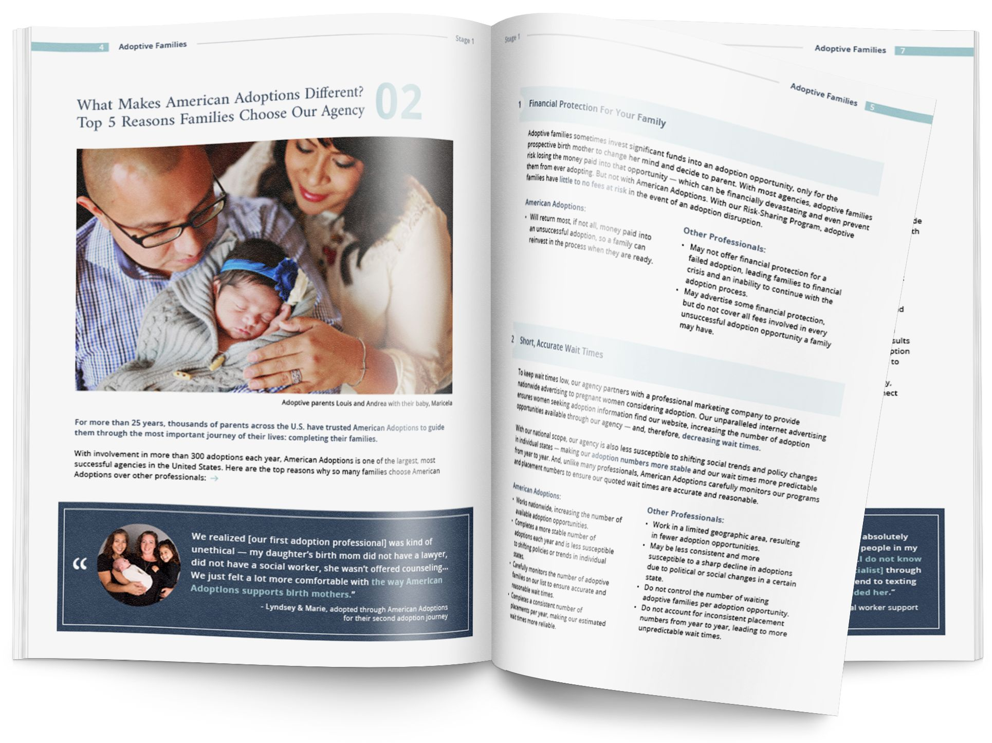 Adoption: A Guide for Families Considering Adoption
