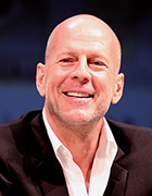 Bruce Willis - Advocate for Adoption