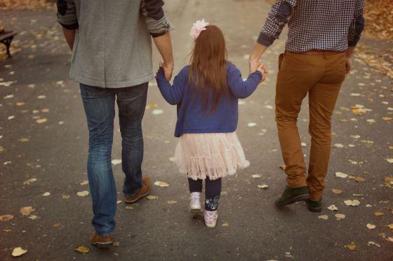 Visible, history of interracial adoption