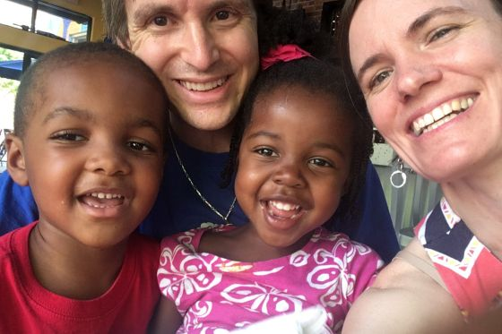 Transracial Times Two - How One Family Adopted Two Children of a Different Race
