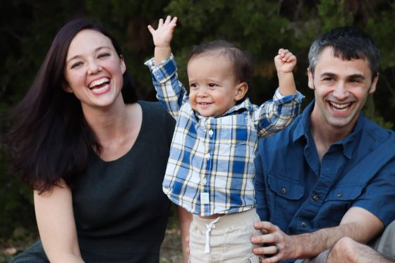 'No Idea What It Would Look Like' - How One Family Embraced Open Adoption