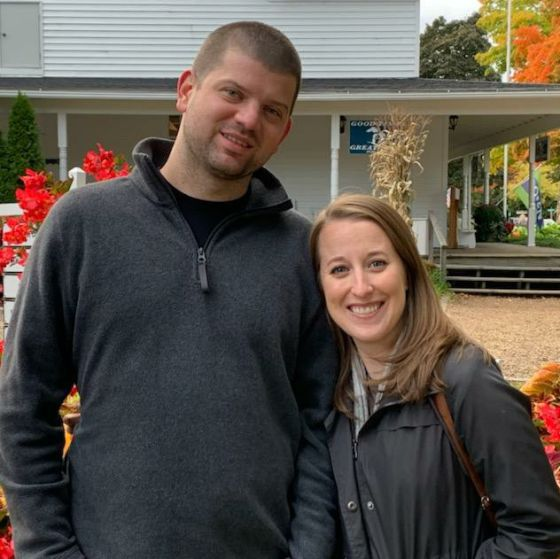 Adoptive Family - Jarred & Kaitlyn