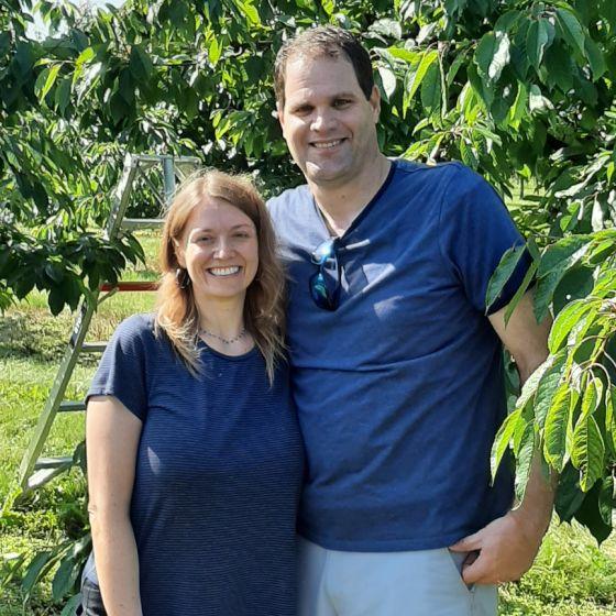 Adoptive Family - Scott & Lisa
