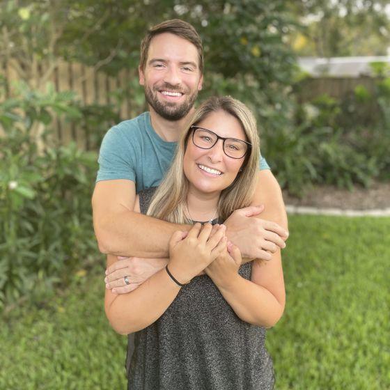 Adoptive Family - Carson & Mykie