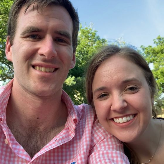 Adoptive Family - Connor & Sarah