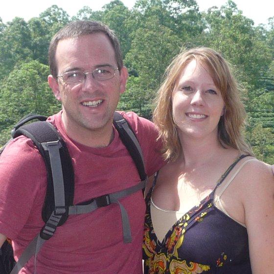 Adoptive Family - Scott & Kristina