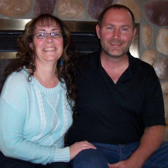 Adoptive Family - Chris & Vera