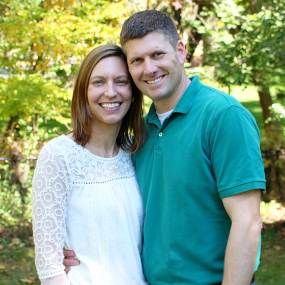 Adoptive Family - Fritz & Paula