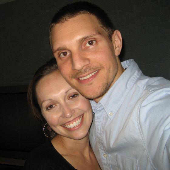 Adoptive Family - Jonathan & Carrie