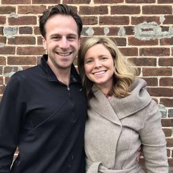Adoptive Family - Benton & Maggie