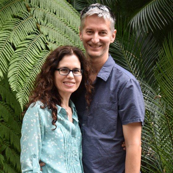 Adoptive Family - Gary & Jen