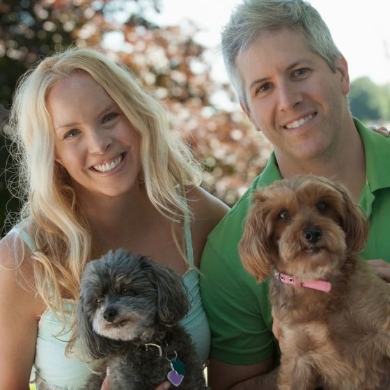 Adoptive Family - Ryan & Stacey
