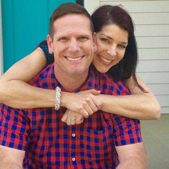 Adoptive Family - Loren & Matty