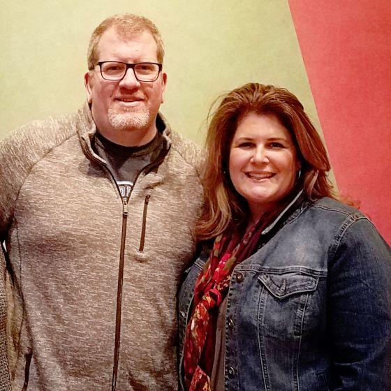 Adoptive Family - Chad & Liz