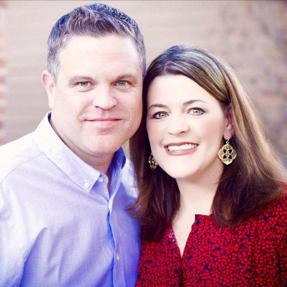 Adoptive Family - Jason & Shea