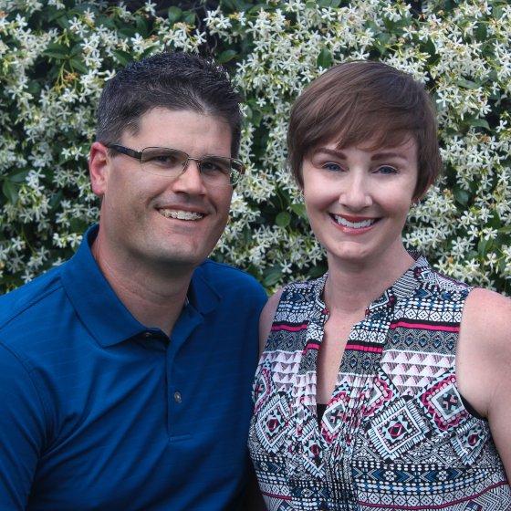 Adoptive Family - Lance & Brooke