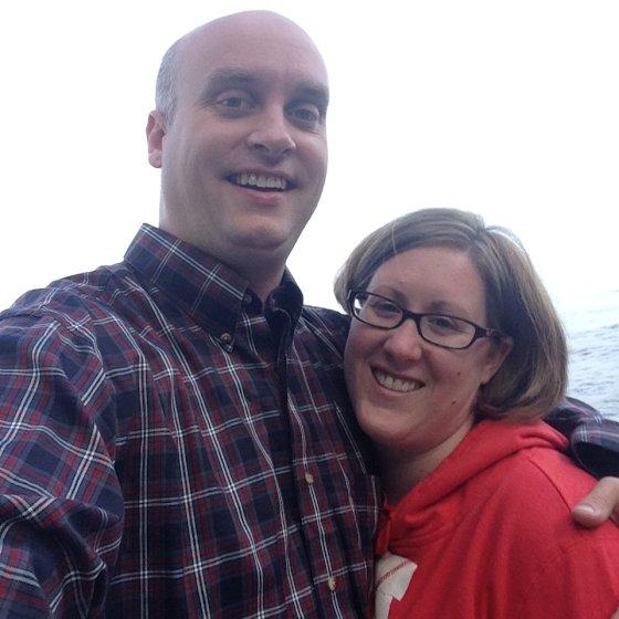 Adoptive Family - Brian & Allison