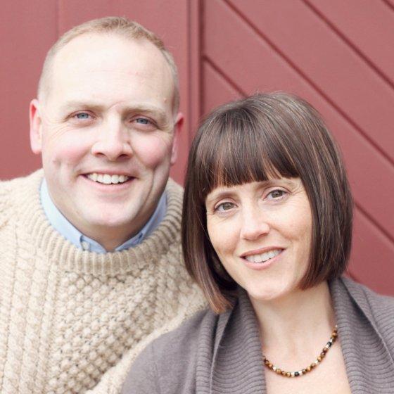 Adoptive Family - Brad & Eileen