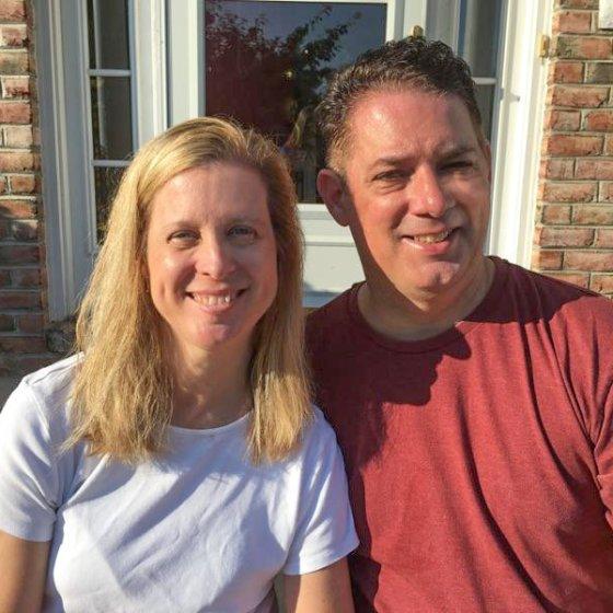 Adoptive Family - David & Sandy