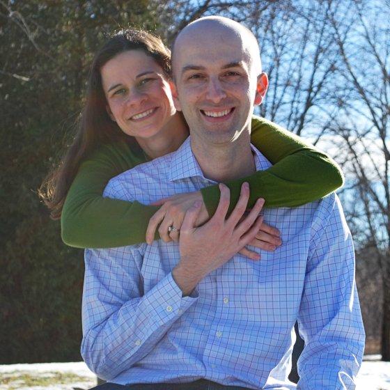 Adoptive Family - Tom & Kim