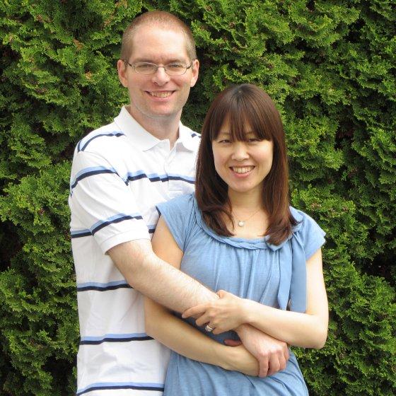 Adoptive Family - Ryan & Masae