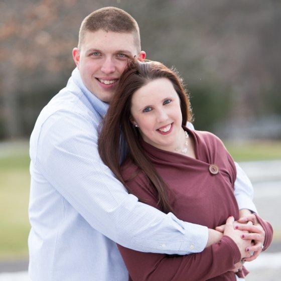 Adoptive Family - Chris & Jamie