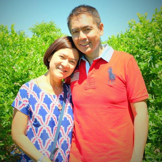Adoptive Family - Ed & Mannie