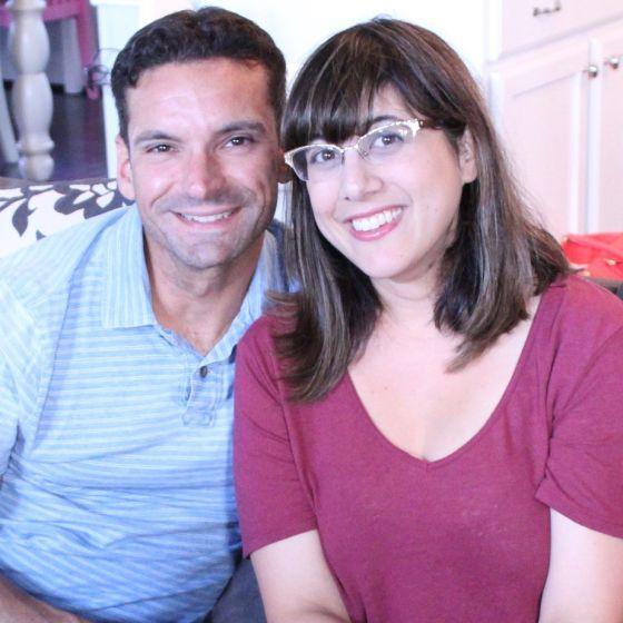 Adoptive Family - Marc & Sarah