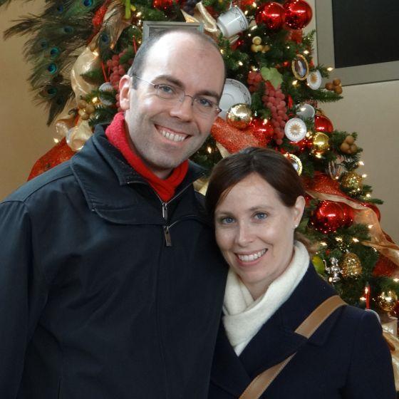Adoptive Family - Nicolas & Erin