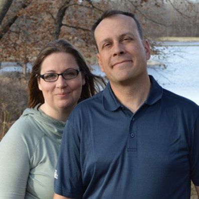 Adoptive Family - Shawn & Gretchen