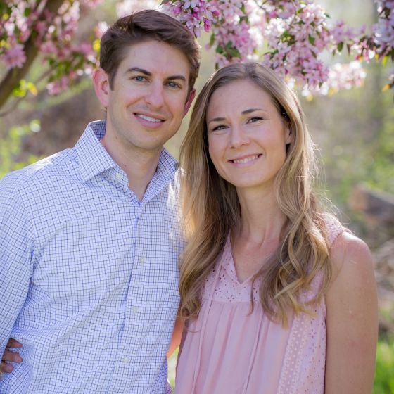 Adoptive Family - Craig  & Anna