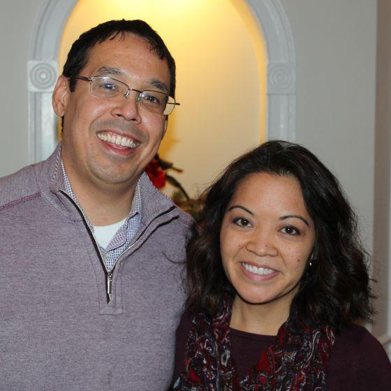 Adoptive Family - JJ & Avelaine