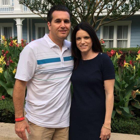 Adoptive Family - Jason & Regina