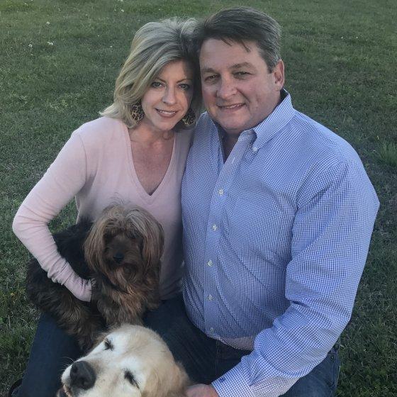 Adoptive Family - John & Tara