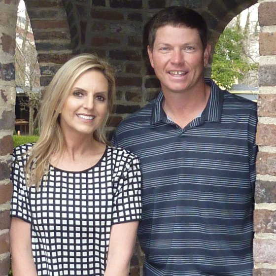 Adoptive Family - Brad & Kim