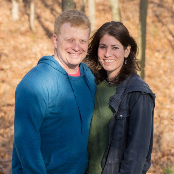 Adoptive Family - Trey & Stephanie