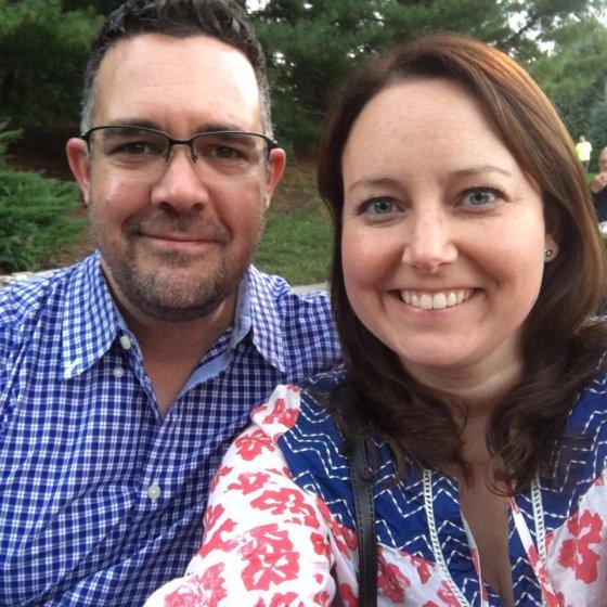 Adoptive Family - Jim & Rachel