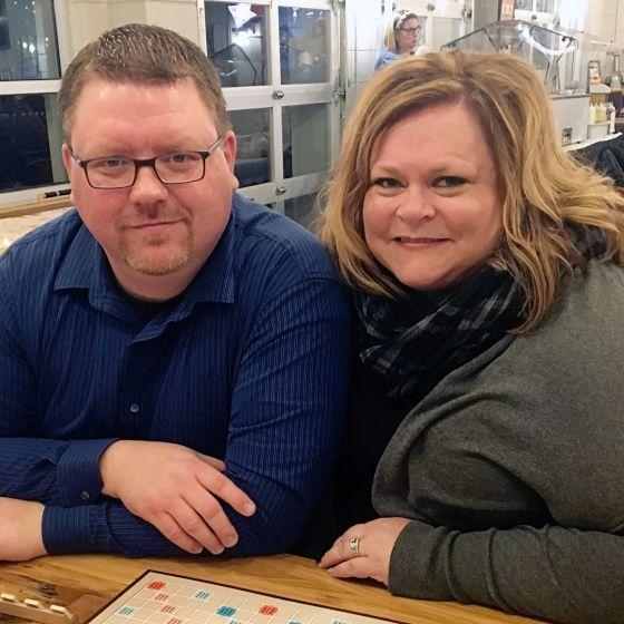 Adoptive Family - Jeff & Susan