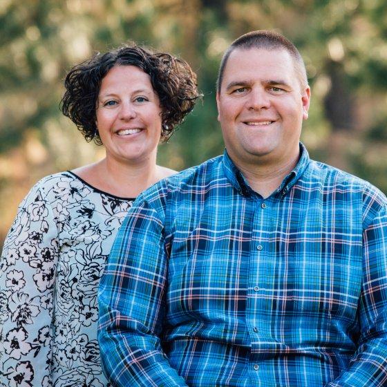 Adoptive Family - Ben & Michelle