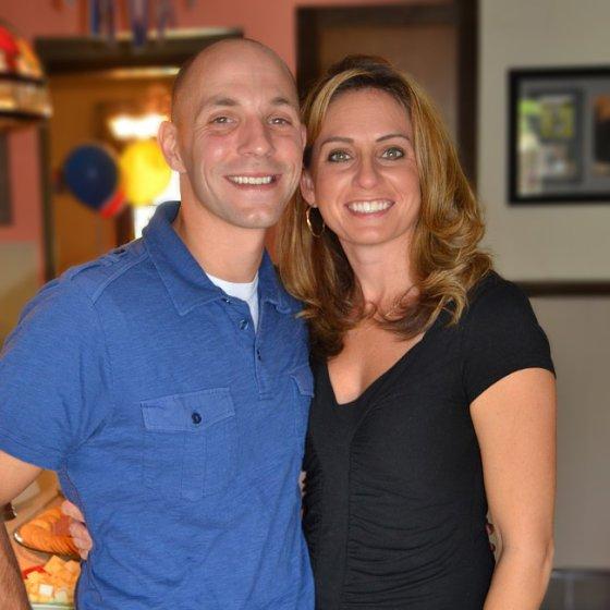 Adoptive Family - Nate & Katie