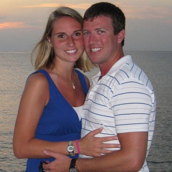 Adoptive Family - Steve & Amber