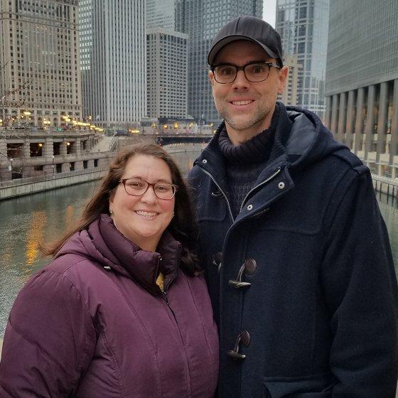 Adoptive Family - Brad & Becky